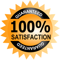 100% Satisfaction Guarantee in 91775