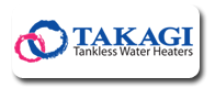 We Install and Repair Takagi Tankless Water Heaters in San Gabriel CA